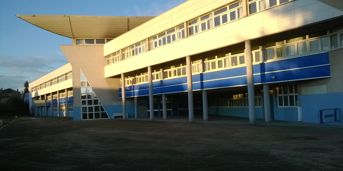Lycée Charles de Gaulle Rosny sous Bois