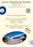 Liaison collèges/Lycée